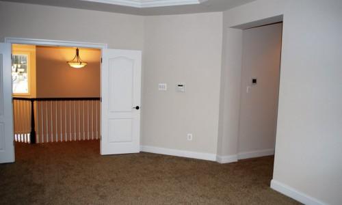 Custom Home, Sonoma in Carroll County upstairs hall
