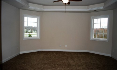Custom Home, Sonoma in Carroll County upstairs bedroom