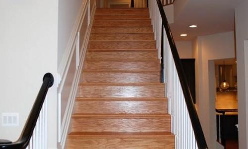 Custom Home, Sonoma in Carroll County upstairs