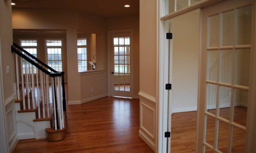 Custom Home, Sonoma in Carroll County layout