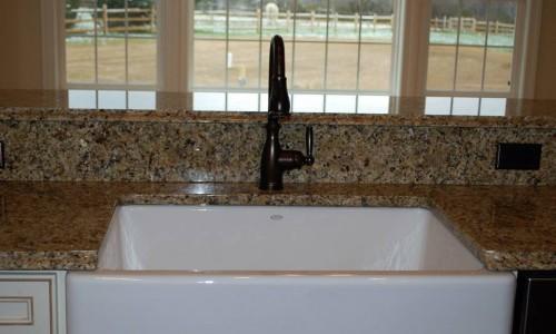 Custom Sonoma in Carroll County Kitchen Sink 2