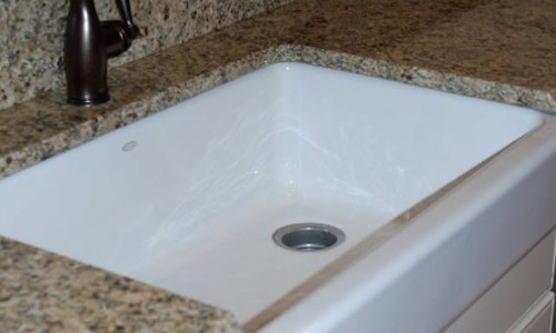Custom Sonoma in Carroll County Kitchen Sink