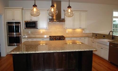Custom Sonoma in Carroll County Kitchen view 3