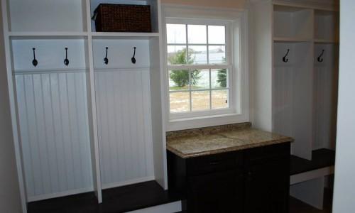 Custom Home, Sonoma, in Carroll County Entry