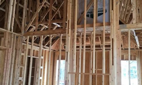 Worthington Valley, custom home, construction