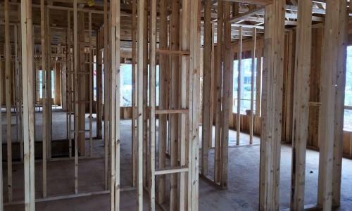 Worthington Valley, custom home, construction 4
