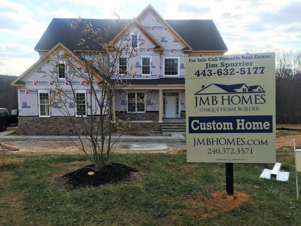Oak grove farm parkton md jmb homes for Lighting packages for new homes