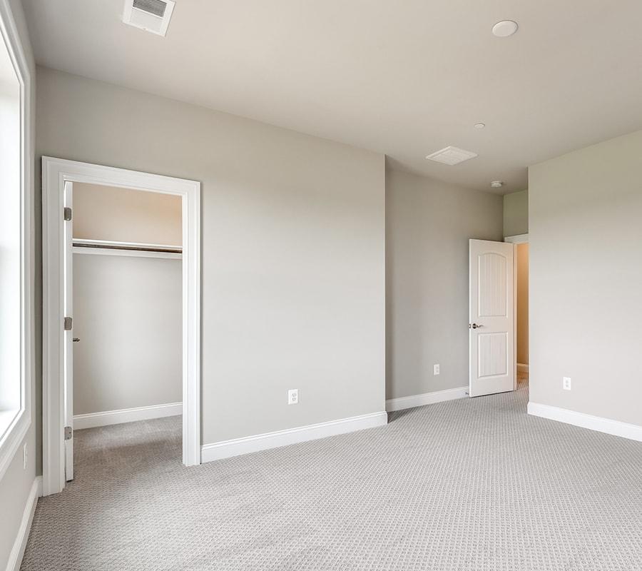 Custom Oakdale Bedroom